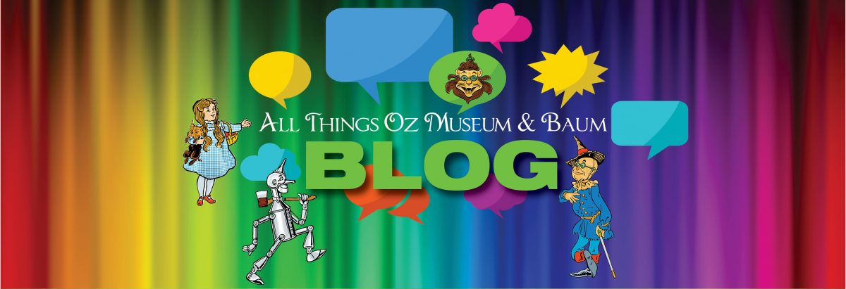 The All Things Oz Blog